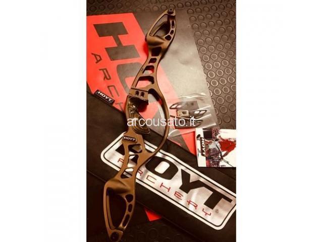 Riser Hoyt Prodigy XT Destro Matt Brown 25